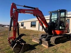Excavator-Mini For Sale 2015 Kubota KX0404R3A