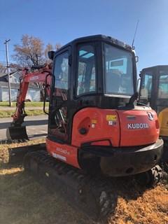 Excavator-Mini For Sale 2018 Kubota KX0404R3TP
