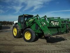 Tractor - Row Crop For Sale 2003 John Deere 7220