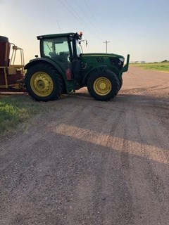 Tractor - Row Crop For Sale 2016 John Deere 6155R