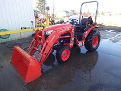 Tractor - Compact Utility For Sale 2015 Kubota B2650HSD , 25 HP