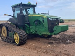 Tractor - Track For Sale 2017 John Deere 8370RT , 370 HP