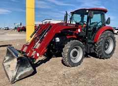 Tractor For Sale 2014 Case IH FARMALL 75C , 76 HP
