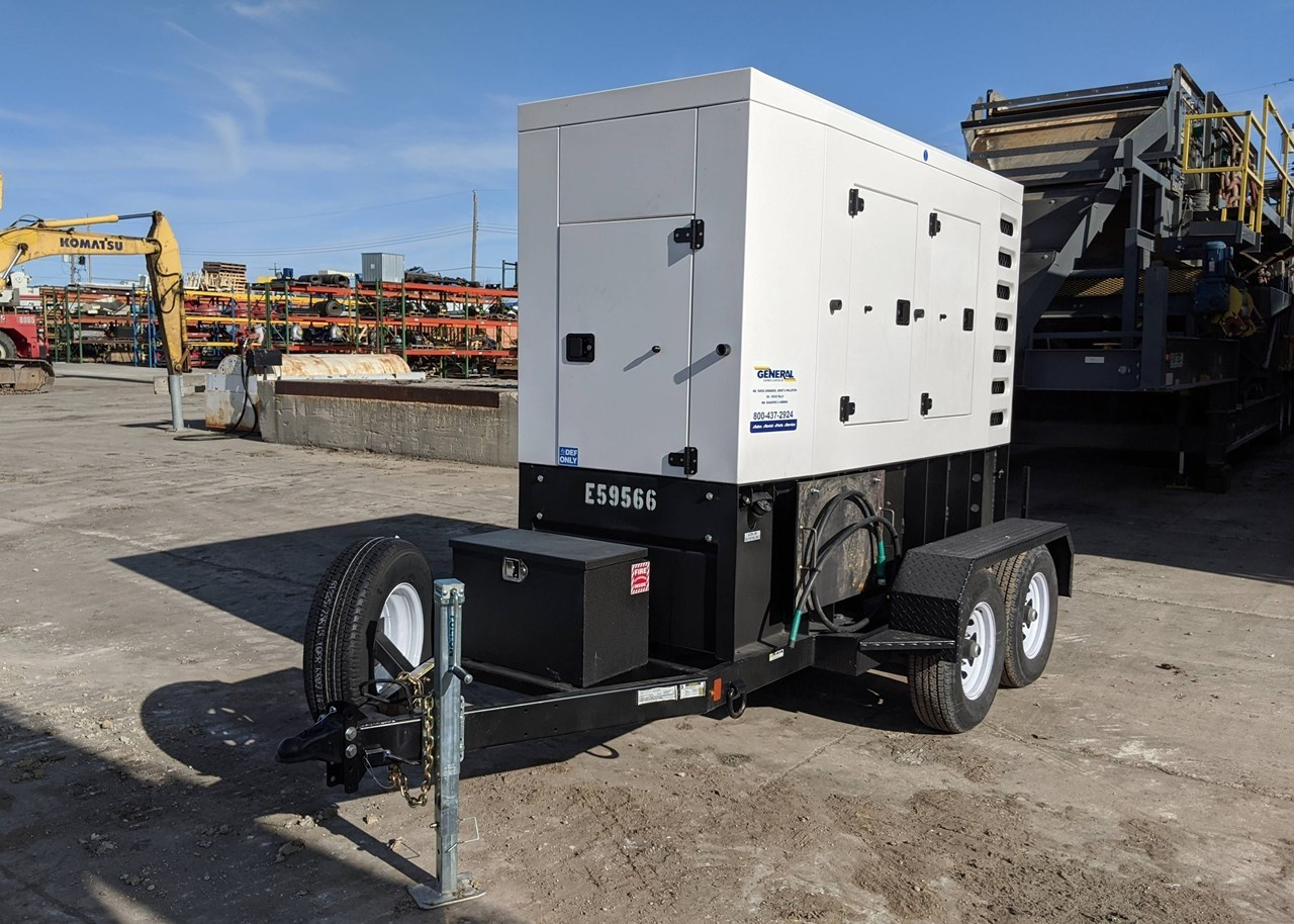 2020 Other 76 KW Generator & Power Unit For Sale