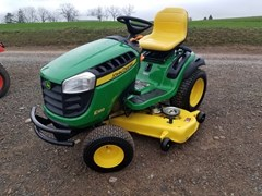 Lawn Mower For Sale 2018 John Deere E180 , 25 HP