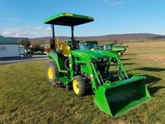 Tractor - Compact Utility For Sale 2018 John Deere 2038R , 37 HP