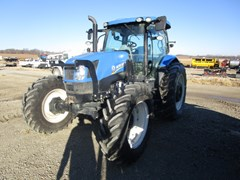 Tractor For Sale 2014 New Holland T6.175 , 140 HP