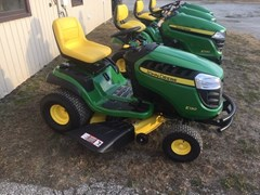 Riding Mower For Sale:  2020 John Deere E130 , 22 HP