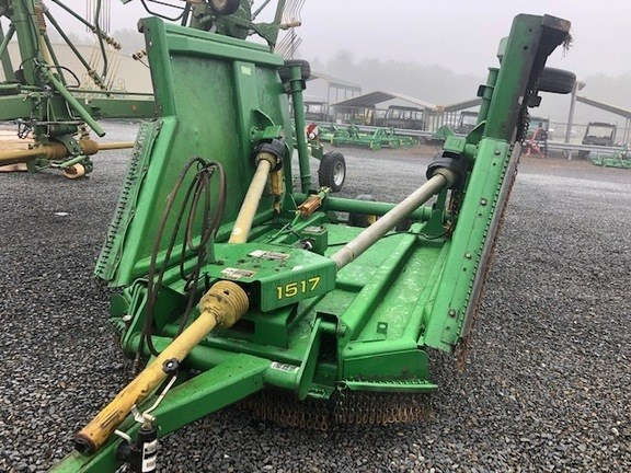 2000 John Deere 1517 Rotary Cutter For Sale