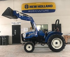 Tractor For Sale:  2017 New Holland WORKMASTER 50 , 50 HP