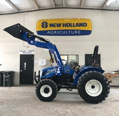 Tractor - 4WD For Sale:  2017 New Holland WORKMASTER 50 , 50 HP