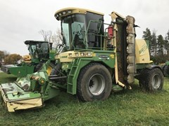 Windrower For Sale 2008 Krone BiG M II