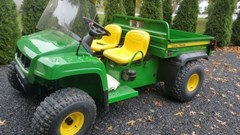 Utility Vehicle For Sale 2011 John Deere 4X2