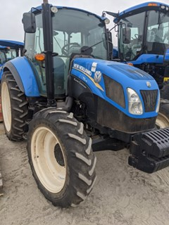 Tractor - Utility For Sale 2015 New Holland T5.115 , 115 HP