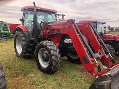 Tractor For Sale 2011 Case IH 125 MAXXUM