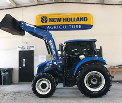 Tractor - 4WD For Sale:  2013 New Holland T4.75 , 75 HP