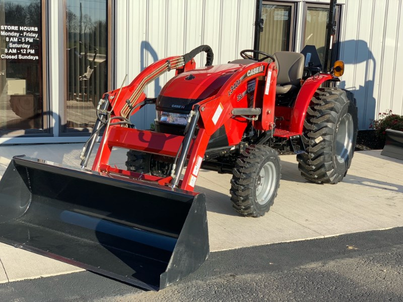 2020 Case IH 35A Tractor - Compact For Sale