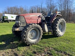 Tractor - Row Crop For Sale 2002 Case IH MX110 , 110 HP