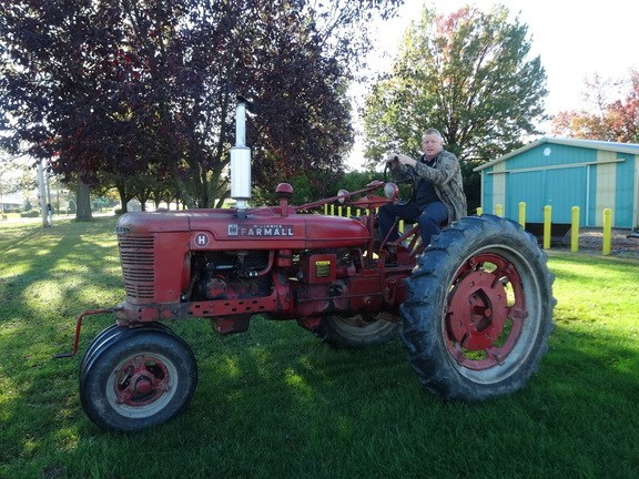 1951 Farmall H Tractor - Utility For Sale