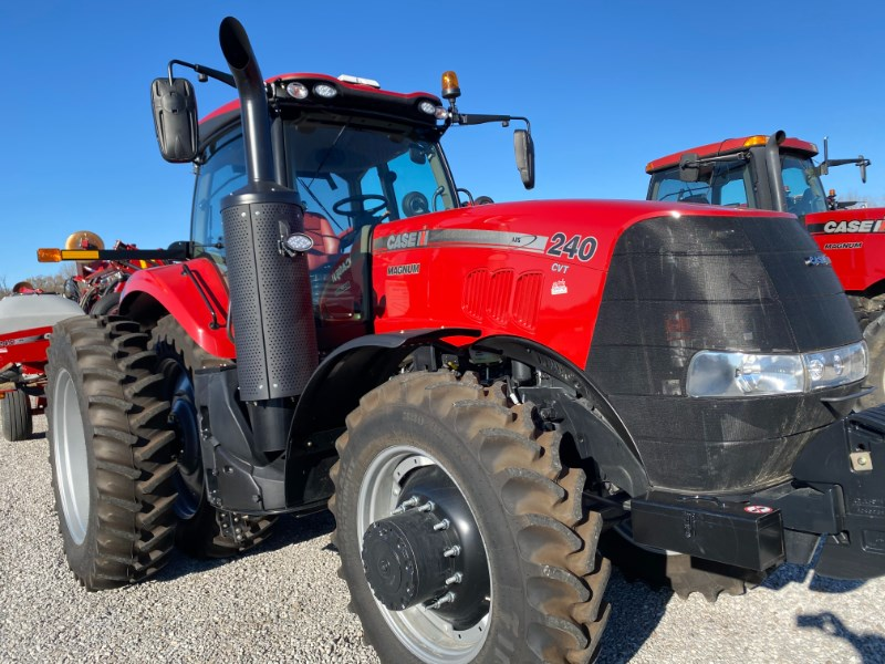 2020 Case IH Magnum 240 CVT Tractor For Sale