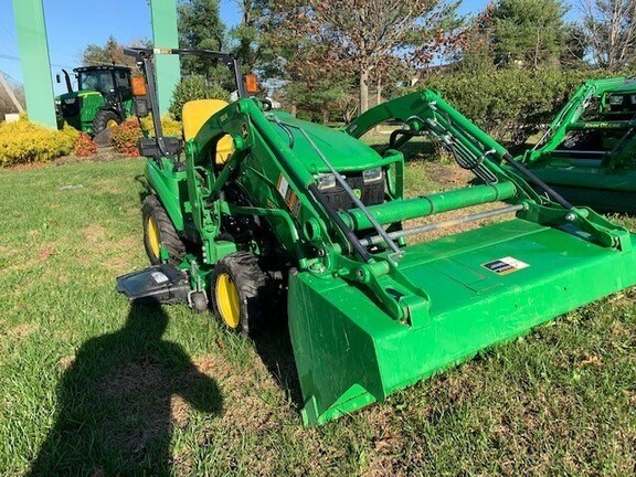 2018 John Deere 1023E TLM Tractor - Compact Utility For Sale