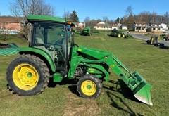 Tractor - Compact Utility For Sale 2015 John Deere 4066R , 66 HP