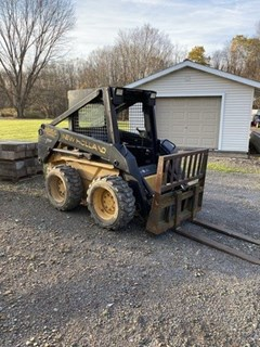 Skid Steer For Sale 1998 New Holland LX665