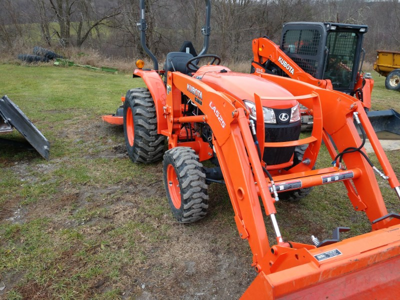 2015 Kubota L3901HST Tractor For Sale