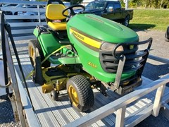 Lawn Mower For Sale 2010 John Deere X534 , 24 HP