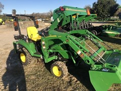 Tractor - Compact Utility For Sale 2018 John Deere 1023E , 23 HP