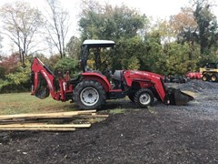 Tractor - Compact Utility For Sale 2015 Massey Ferguson 1749 , 48 HP