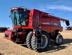 Combine For Sale 2009 Case IH 7088
