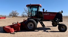 Windrower-Self Propelled For Sale 2008 Case IH WD2303