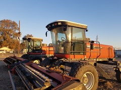 Windrower-Self Propelled For Sale 2008 Agco 9330