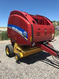 Baler-Round For Sale 2016 New Holland RB460