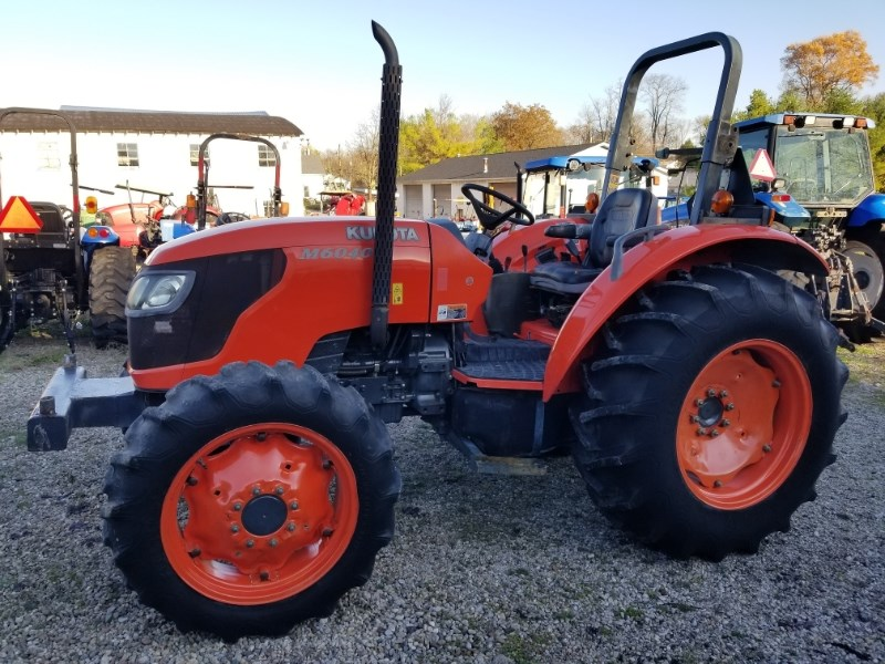 2006 Kubota M6040 R4 Tractor For Sale