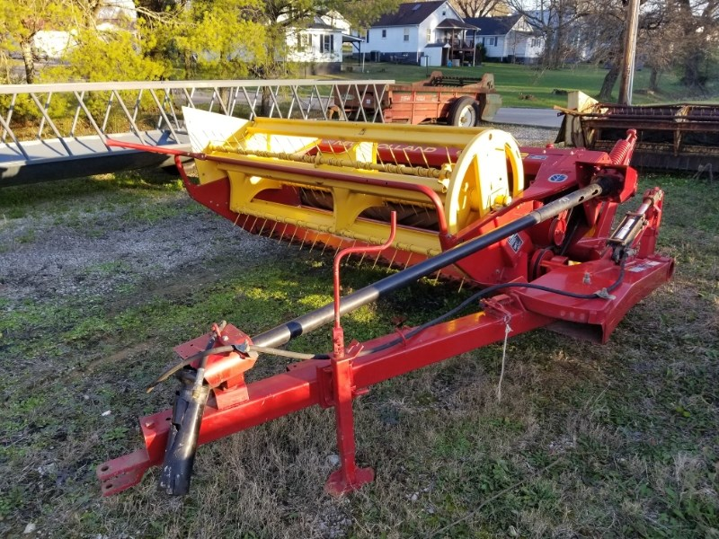 2002 New Holland 472 Mower Conditioner For Sale