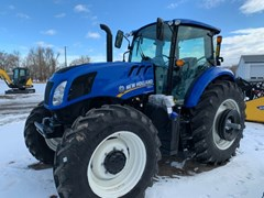 Tractor For Sale 2020 New Holland TS6.140