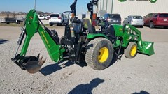Tractor - Compact Utility For Sale 2015 John Deere 2032R , 31 HP