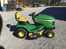 Riding Mower For Sale:  2011 John Deere X300 , 18 HP