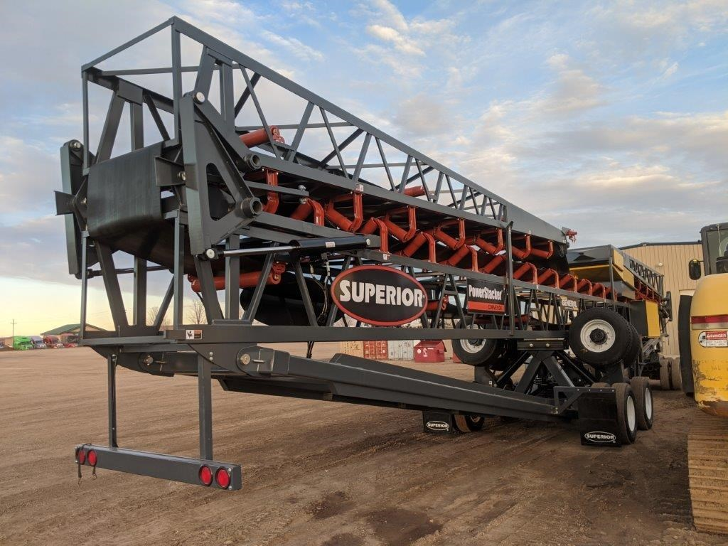 2020 Superior 36X125PS Conveyor - Stacking For Sale