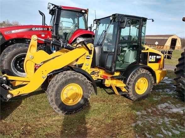 2018 Caterpillar 906M Wheel Loader For Sale
