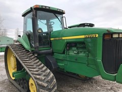 Tractor - Track For Sale 1997 John Deere 8400T , 225 HP