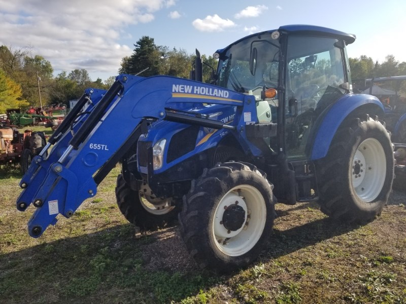 2015 New Holland T4.75 C4 LDR Tractor For Sale