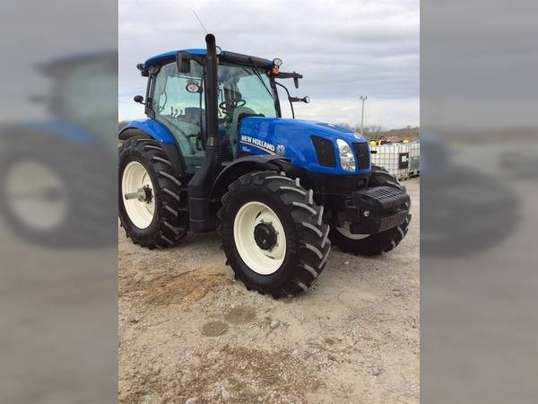 2014 New Holland T6.165 Tractor For Sale