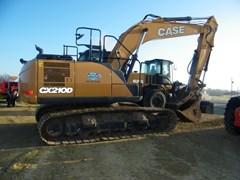 Excavator-Track For Sale 2018 Case CX210D