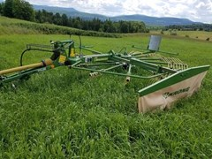 Hay Rake For Sale:  2013 Krone SWADRO 42T