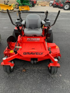 Zero Turn Mower For Sale Gravely Pro Turn 460