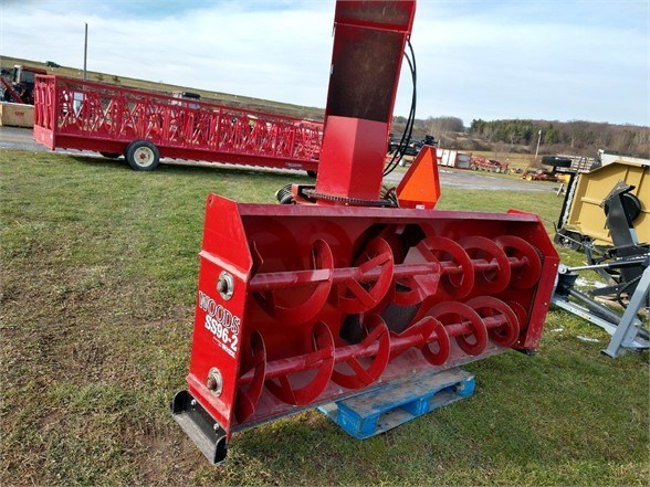 Woods SS96-2 Snow Blower For Sale