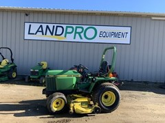 Tractor - Compact Utility For Sale 1991 John Deere 755 , 20 HP